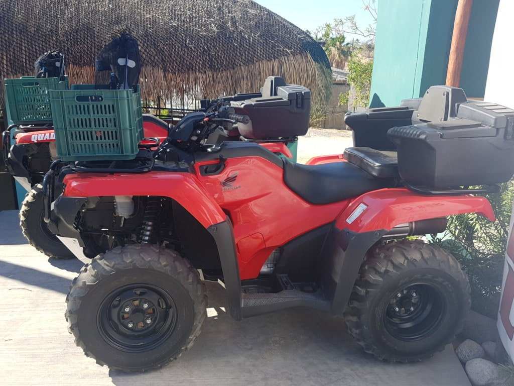 QuadGirl quad rental los barriles atv rentals